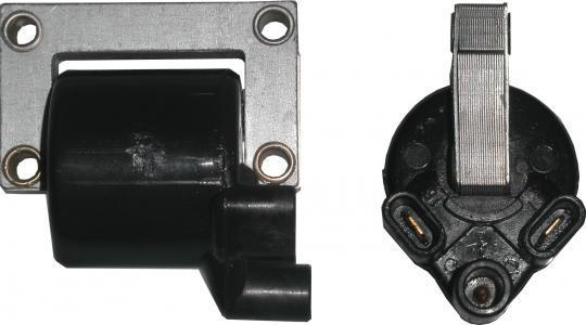 Picture of Ignition Coil 6v AC Two Spade Terminals (52mm)