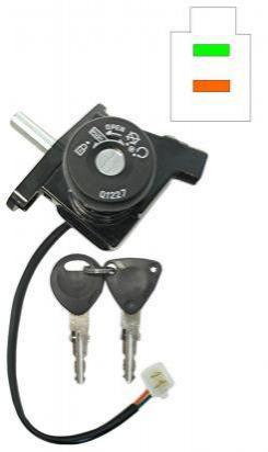 Picture of Ignition Switch Yamaha YH50 Why 2 Wires