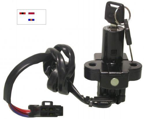 Picture of Ignition Switch Honda CBR900R 3 Wires (MW0)