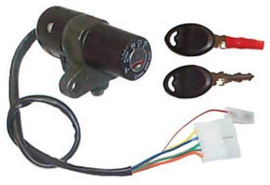Picture of Ignition Switch Aprilia RS50 RX50 RX125