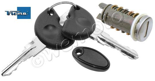 Picture of Ignition Barrel Piaggio X8 125/200, X9 125-500, X9 Evolution, X9 180 Amalfi, Beverly 125-500