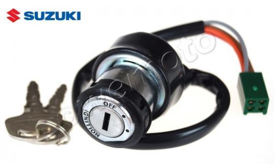 Picture of Suzuki OEM Ignition Switch Suzuki GN125 83-99