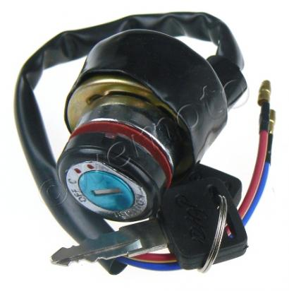 Picture of Ignition Switch Universal 2 Wires Held On With Nut
