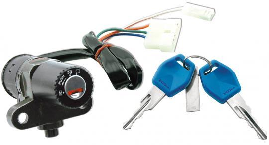 Picture of Ignition Switch Derbi GPR 50, GPR 125