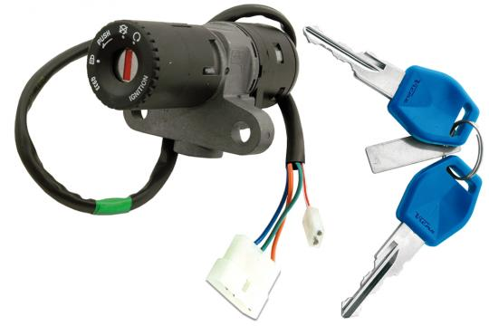 Picture of Ignition Switch Motor Hispania RX 50 Peugeot XR6 50, Rieju RS2 Matrix, RS2 NKR