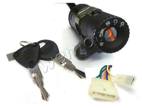 Picture of Ignition Switch Rieju RS1 Evolution