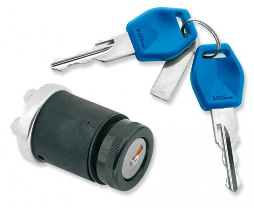 Picture of Ignition Switch For 28mm Hole, 4 Pin, 3 Positions