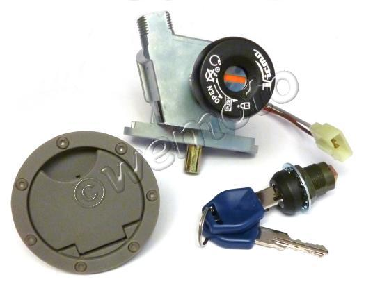 Picture of Ignition Switch Plus Lock Set