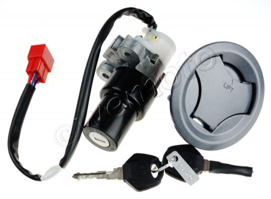 Ignition Switch Plus Lock Set - OEM Part