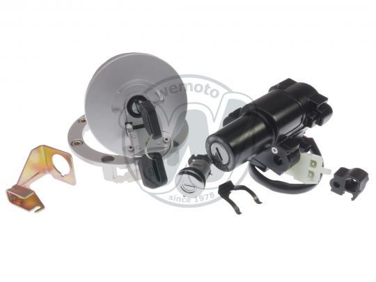 Honda Cbr 600 F4i Us Market 01 Ignition Switch Plus Lock Set Parts