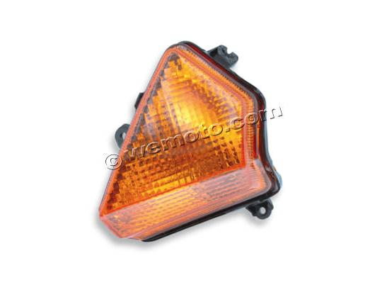 Picture of Indicator Kawasaki GTR 1000 96-03 (Amber Lens) Front Right