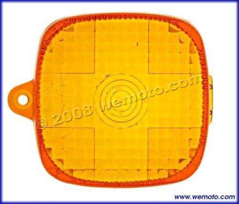 Picture of Indicator Lens Honda Square 1 Screw