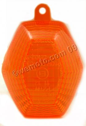 Picture of Indicator Lens Amber Suzuki GSFs & GSXRs 00-on F/L & R/R
