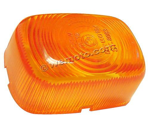 Picture of Indicator Lens Honda SFX 50 Rear Amber