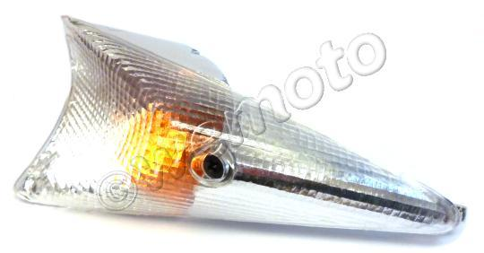 Indicator Peugeot Speedfight Clear/Amber Lens - Rear Left