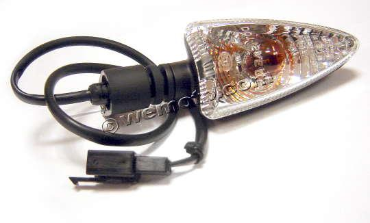 Picture of Daelim Roadsport 250 (VJF 250) 14 Indicator Complete Rear Left