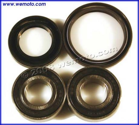 Picture of Honda NX 500 N/P Dominator 92-93 Front Wheel Bearing Kit with Dust Seals
