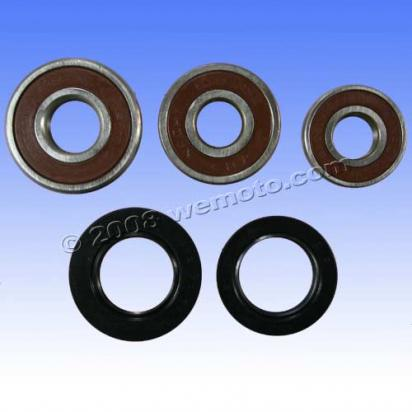 Rear Brake Caliper Seal Kit Honda CB 750 F2N//F2RCB Seven Fifty 92-94