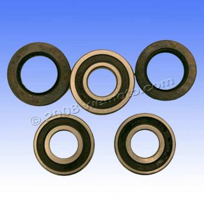 Picture of Honda VF 500 FF Interceptor (PC12 Half Faired) 85 Rear Wheel Bearing Kit with Dust Seals