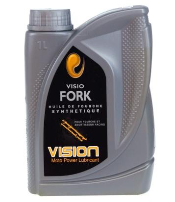 Picture of Fork Oil - Synthetic- Vision (France)- 1 Litre