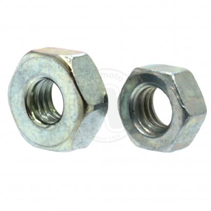 Picture of Final Drive Chain Adjuster Nut