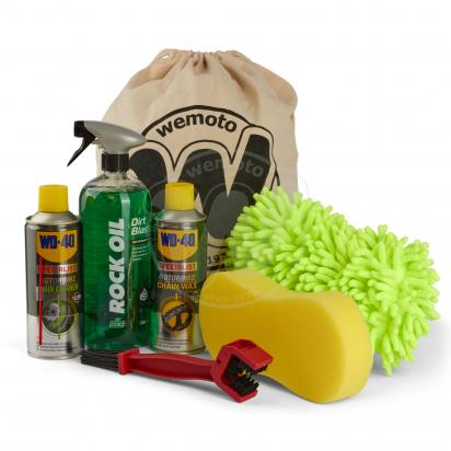 Picture of Wemoto Motorcycle Cleaning Kit