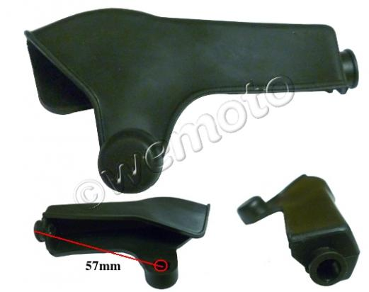 Picture of Clutch Lever Universal Rubber Boot - Some 50cc Japanese Models