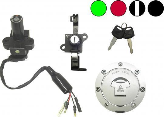 Picture of Honda NSR 125 RL/RM/RN 90-92 Ignition Switch Plus Lock Set