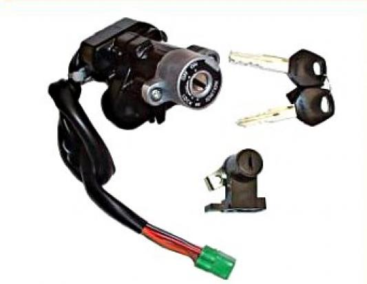 Picture of Suzuki GZ 125 HS Marauder 05 Ignition Switch Plus Lock Set