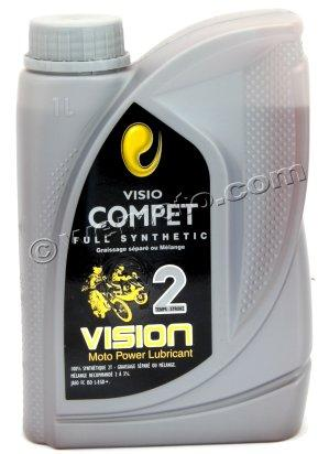 Picture of 2 Stroke Oil VISION Competition Fully Synthetic 1 Litre