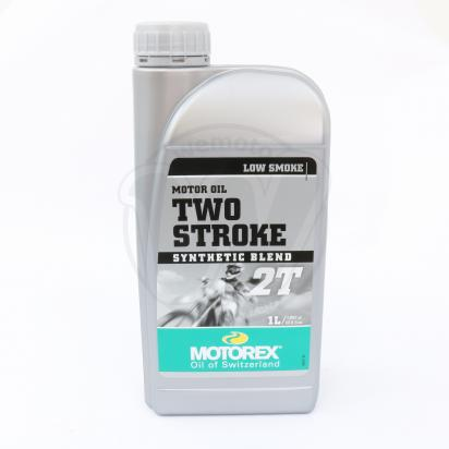 Picture of Italjet Formula 50 Air Cooled 96 Motorex Semi-Synthetic 2T Oil 1 Litre