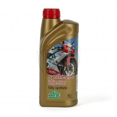 Picture of Rock Oil Synthetic 2T Oil 1 Litre