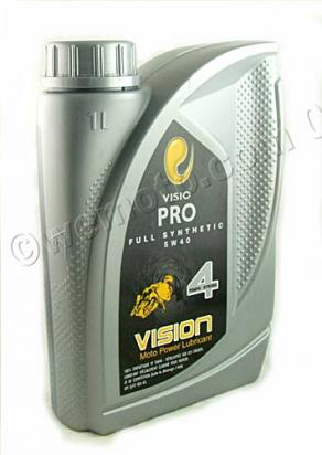 Vision Synthetic 4T 5W40 1 Litre