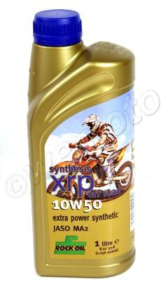 Picture of 4 Stroke Oil - Rock Oil Synthesis XRP Off Road 10w50 1 Litre