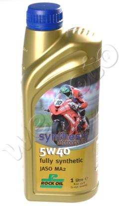 Picture of Suzuki GSX 400 FJ/FK/FAK/FL (GK74A) 88-90 Rock Oil Synthetic 4T Oil 1 Litre