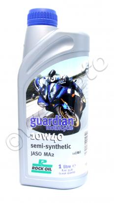 Picture of Yamaha XP 530 T-Max 15 Rock Oil Semi-Synthetic Guardian 4T 10W40 1 Litre