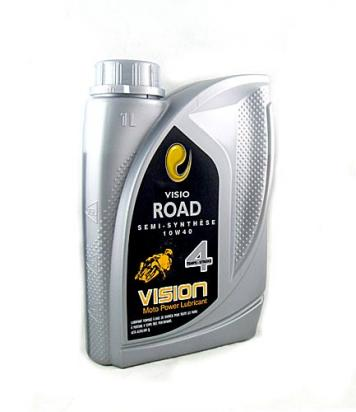 Vision - Semi Synthetic 4T 10W/40- 1 Litre