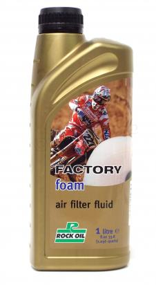 Factory Foam Air Filter Oil - Rock Oil - 1l Synthetic