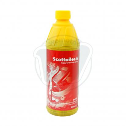 Scottoiler High Temperature Red Refill 500ml