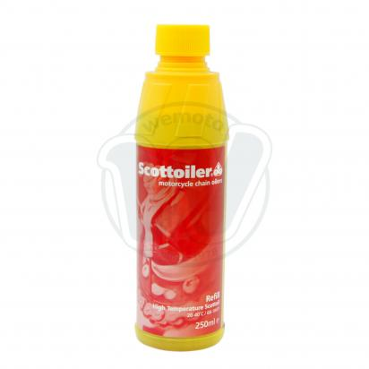 Scottoiler High Temperature Red Refill 250 ml