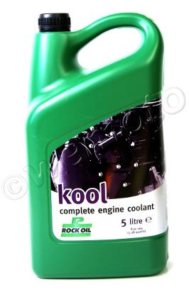 Coolant Five Litre - Rock Oil