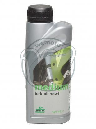 Picture of Fork Oil Medium SAE10 500ml Rock oil