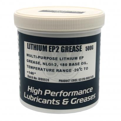 Picture of Grease EP2 Lithium Multi-Purpose Grease Rock Oil - 500g
