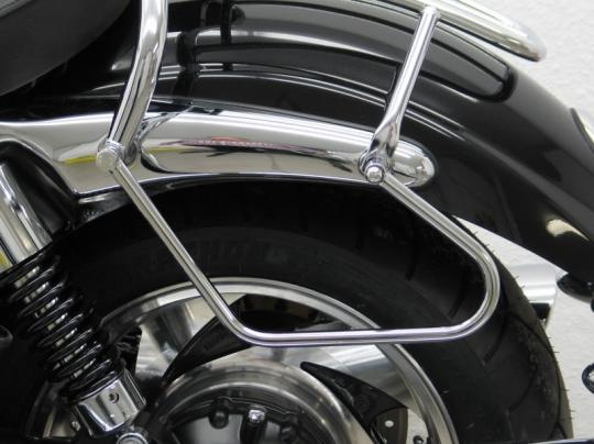 Picture of Saddle Bag Rails Triumph Rocket III Roadster