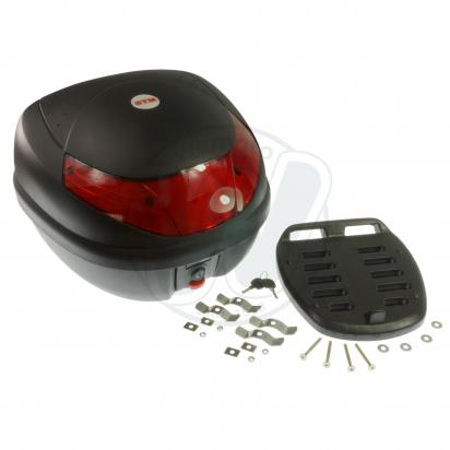 Picture of Top Box - 23 Litres - Black