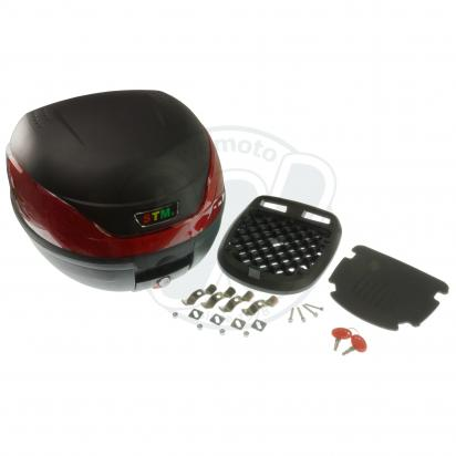 Picture of Top Box - 24 Litres - Black
