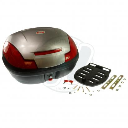Picture of Top Box - 35 Litres - Silver