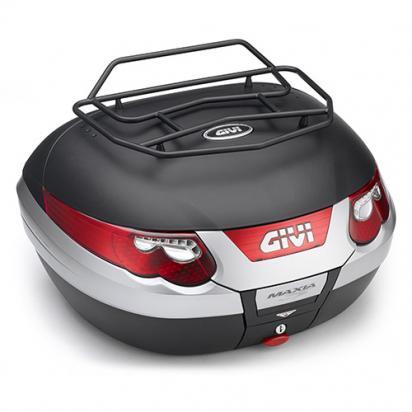 Picture of Metal Luggage Rack for Givi Maxia E52/E55 - Black