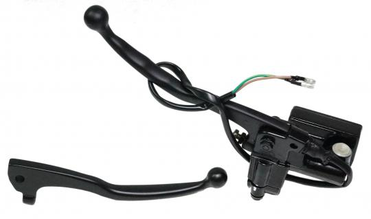 Picture of Front Brake Master Cylinder - 53mm x 33mm - Single Disc - comes with Lever