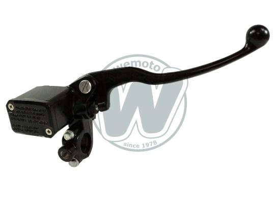 Picture of Front Brake Master Cylinder Bybre Black as KTM Duke 125 200 390 as 90113001144